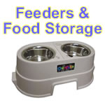 Feeders and Food Storage